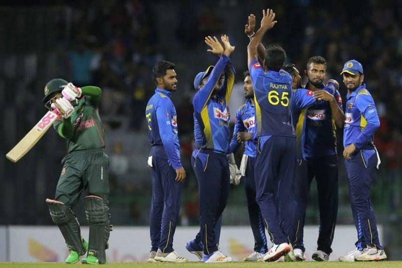 Sri Lanka vs Bangladesh Head to Head