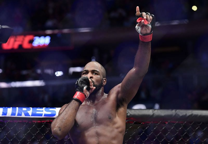 Corey Anderson claims to have made more in his two Bellator outings than he did in his entire UFC career