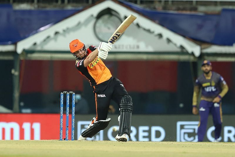Jonny Bairstow batted really well at No.4. (Image Courtesy: IPLT20.com)