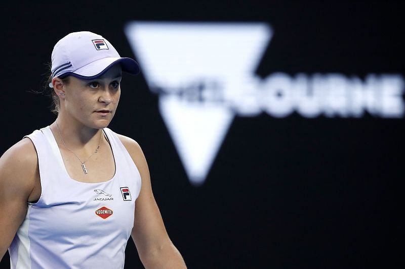 Recently crowned Miami winner Ashleigh Barty is the top seed at this year