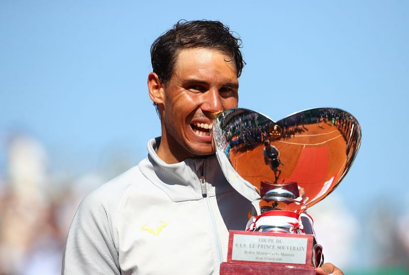 Rafael Nadal will look to win a 12th title at Monte Carlo