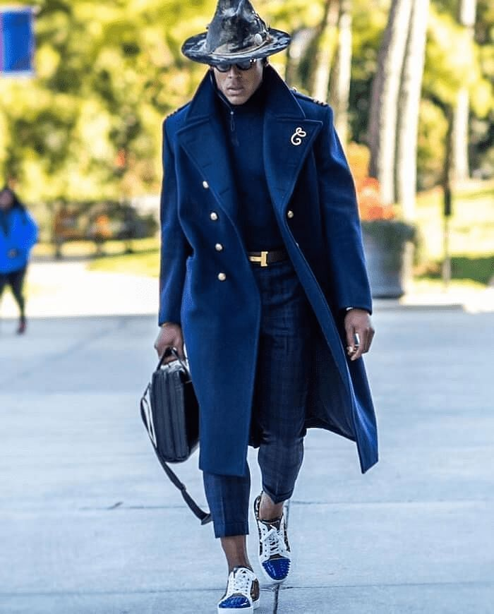 Cam Newton Best Outfit