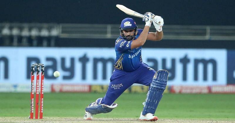 Rohit Sharma holds a stellar batting record against the Kolkata Knight Riders