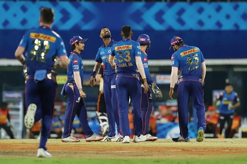 Mumbai Indians (MI). Pic: IPLT20.COM