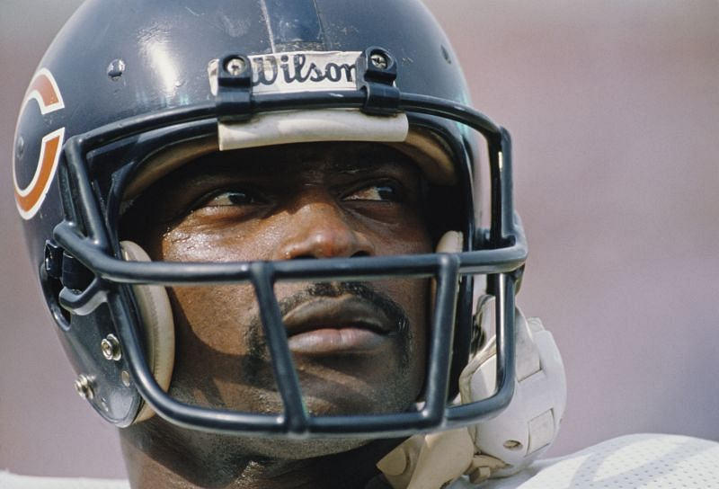 Walter Payton was one of the best running backs
