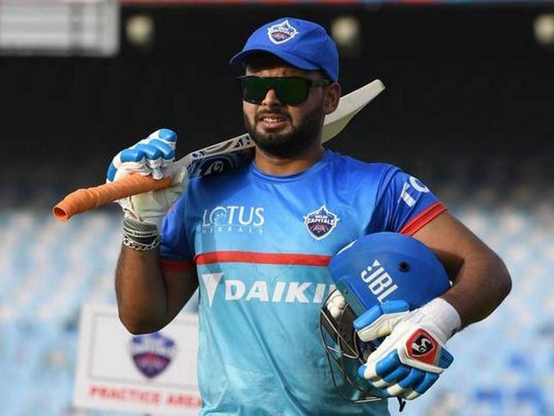 Sam Billings and Rishabh Pant are reunited ahead of IPL 2021