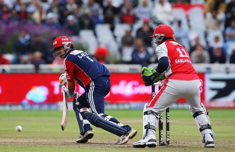 Gautam Gambhir, here seen in IPL 2009, was a crucial performer for Delhi