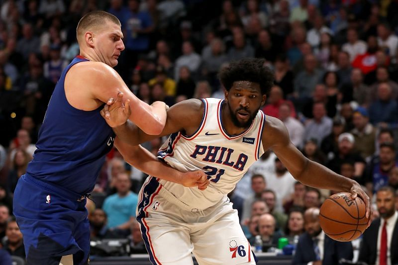 Injuries to the likes of Joel EMbiid and LeBron have led to new frontrunners for the 2021 NBA MVP award.
