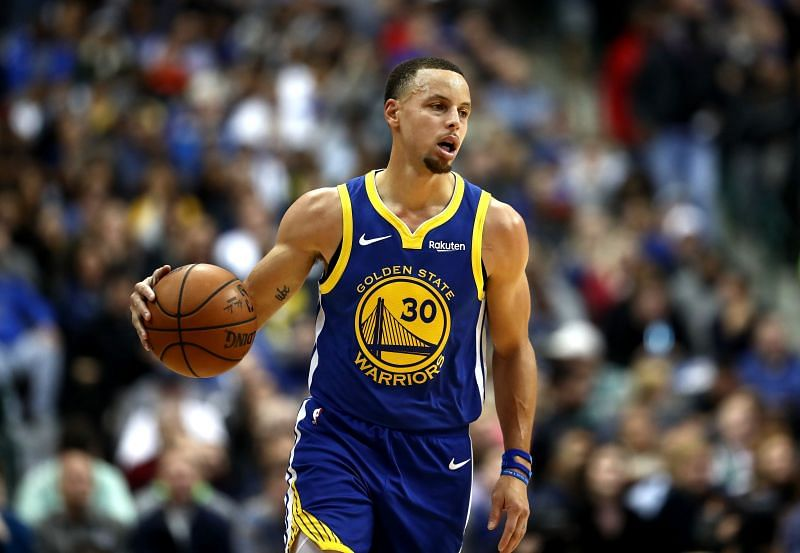 Stephen Curry has threatened to take the Golden State Warriors to the NBA Playoffs all by himself.