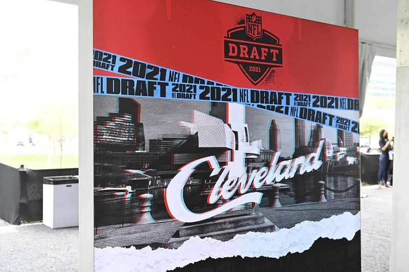 Round 1 Of The NFL Draft Starts Tonight At 8pm EST.