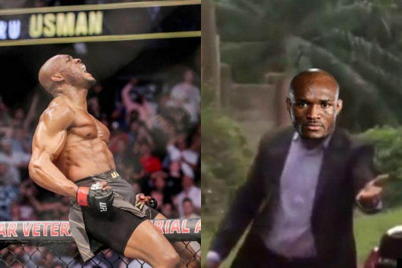 Kamaru Usman spearheaded the UFC 261 meme delight. (Usman