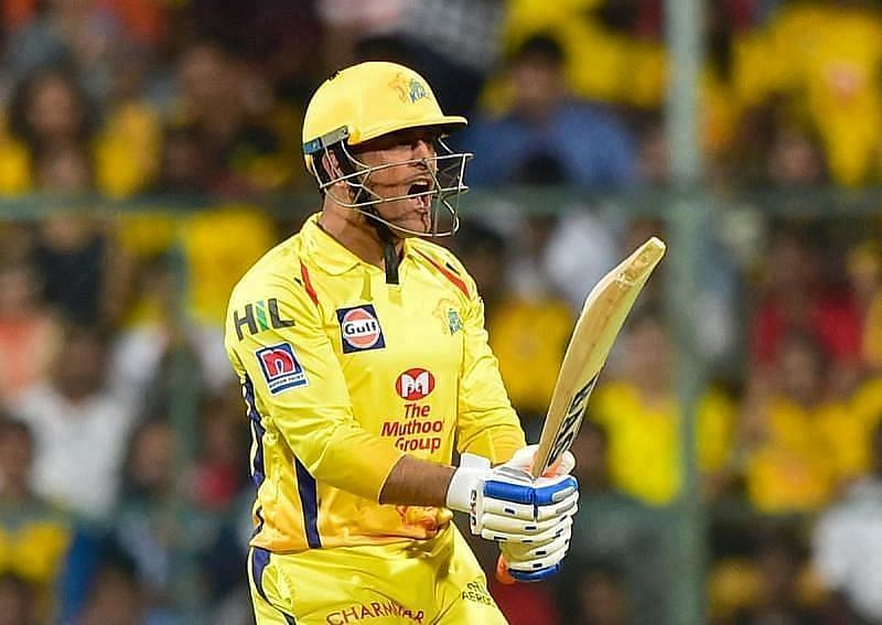 Quite a few Chennai Super Kings players are coming into the IPL with no competitive cricket behind them