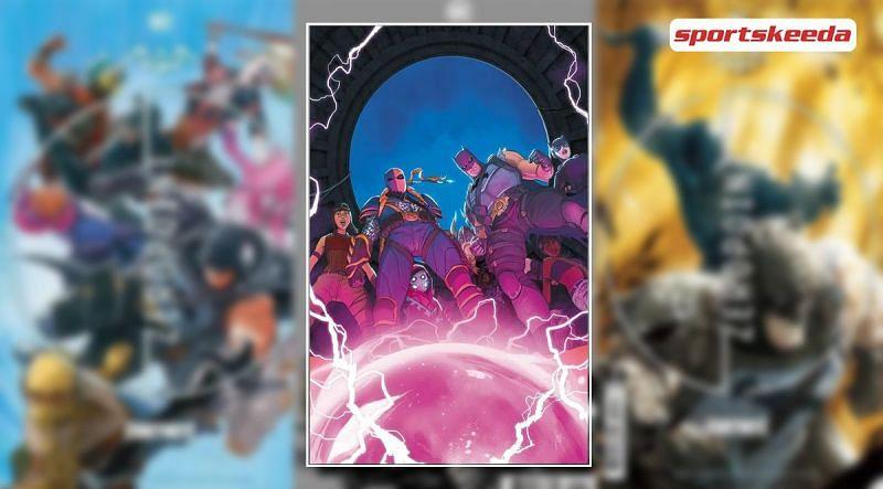 The Fortnite x Batman Comics reveal some really interesting details