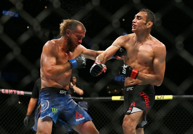 In his prime, Tony Ferguson was a genuine monster.