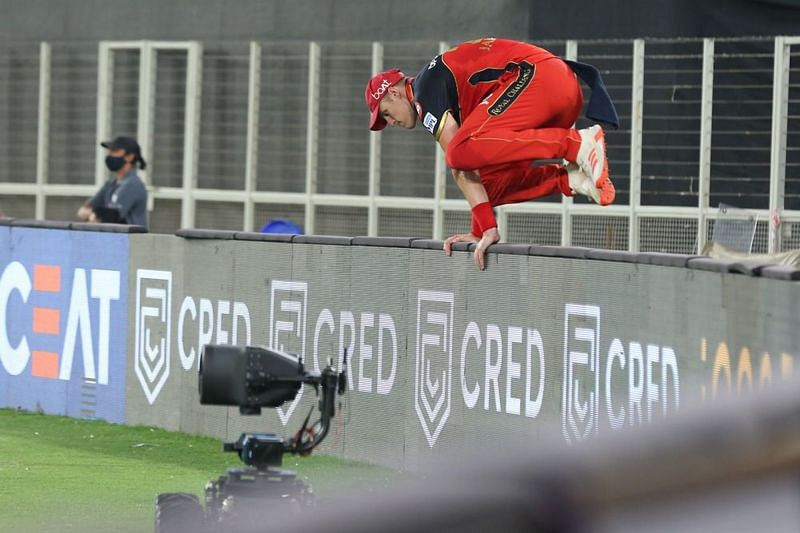 The Royal Challengers Bangalore suffered their second defeat in IPL 2021. (Image Courtesy: IPLT20.com)