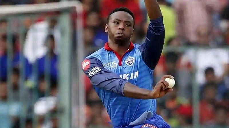 Kagiso Rabada will be expected to lead the Delhi Capitals bowling attack