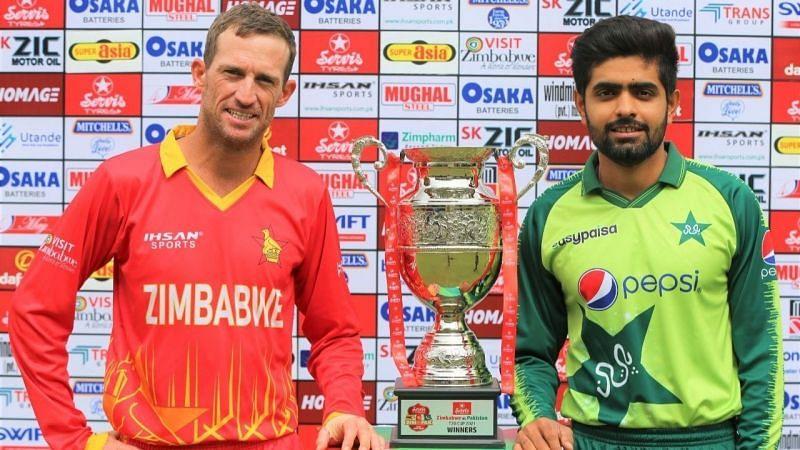 Zimbabwe vs Pakistan Dream11 Fantasy Suggestions