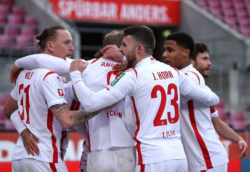 Cologne will take on Augsburg