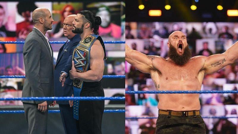 WWE Raw और SmackDown