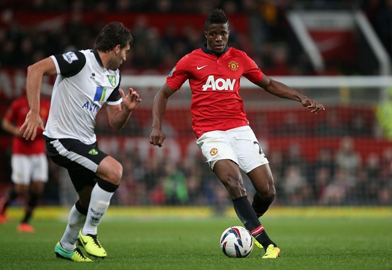 Manchester United v Norwich City - Capital One Cup Fourth Round