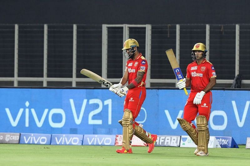 The Punjab Kings will take on the Royal Challengers Bangalore at Narendra Modi Stadium (Image Courtesy: IPLT20.com)