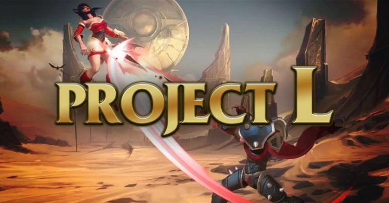 Project L first look[Image Via Riot]