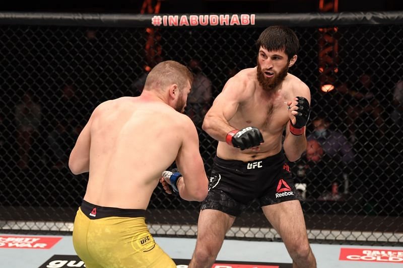 UFC 254: Ankalaev v Cutelaba 2