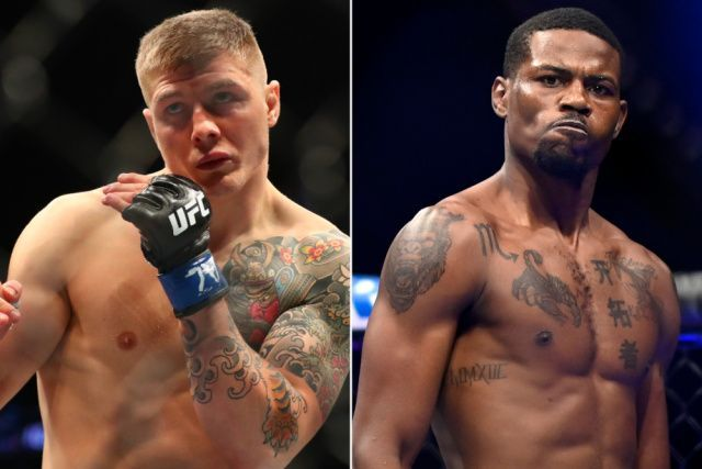 Marvin Vettori faces late replacement Kevin Holland in this weekend