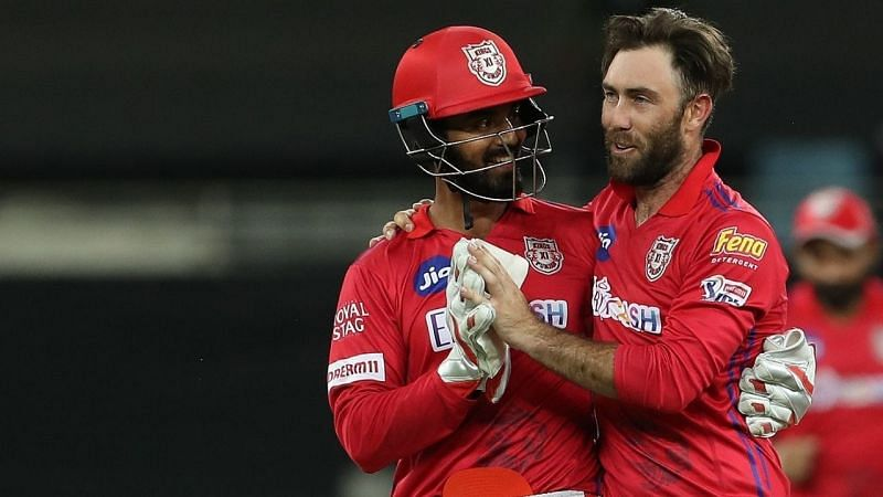 KL Rahul will not have Maxwell for company this season