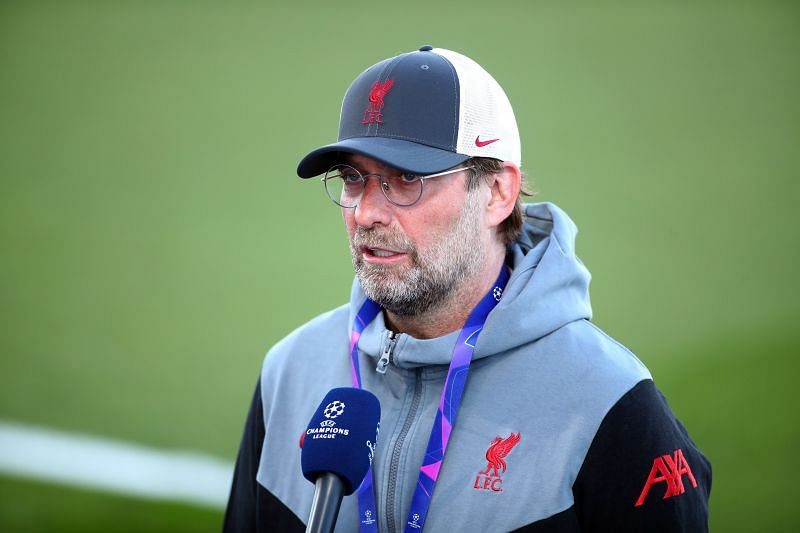 Liverpool manager Jurgen Klopp (Photo by Fran Santiago/Getty Images)