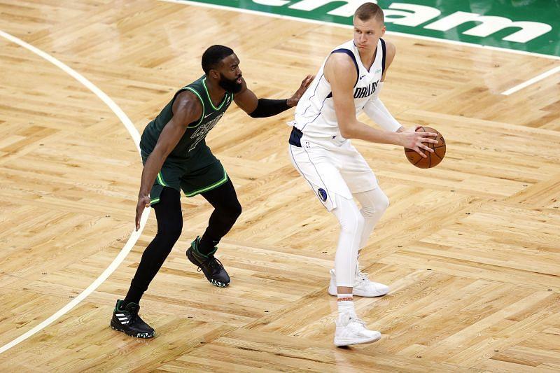 Dallas Mavericks center Kristaps Porzingis is expected to miss the Houston Rockets game.