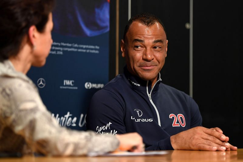 Cafu is regarded as one of the greatest full-backs of all time