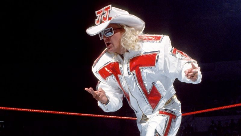 WWE Hall of Famer Jeff Jarrett gushed about WWE RAW Superstar, Elias