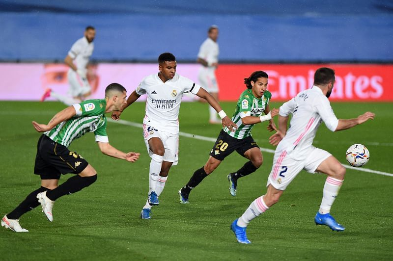 Real Madrid had to settle for a 0-0 draw with Real Betis