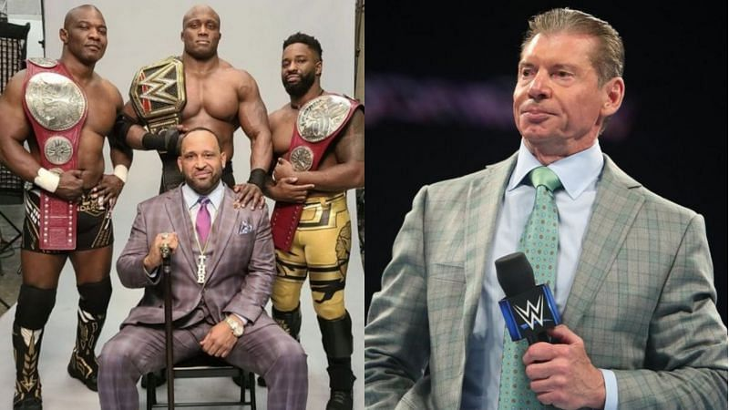 The Hurt Business surprisingly split on RAW The Hurt Business appears to be no more