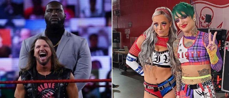 WWE सुपरस्टार्स जो WrestleMania 37 के बाद से टीवी पर नहीं नजर आए हैं