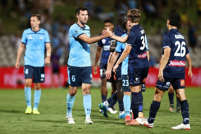 Sydney FC take on Central Coast Mariners this weekend