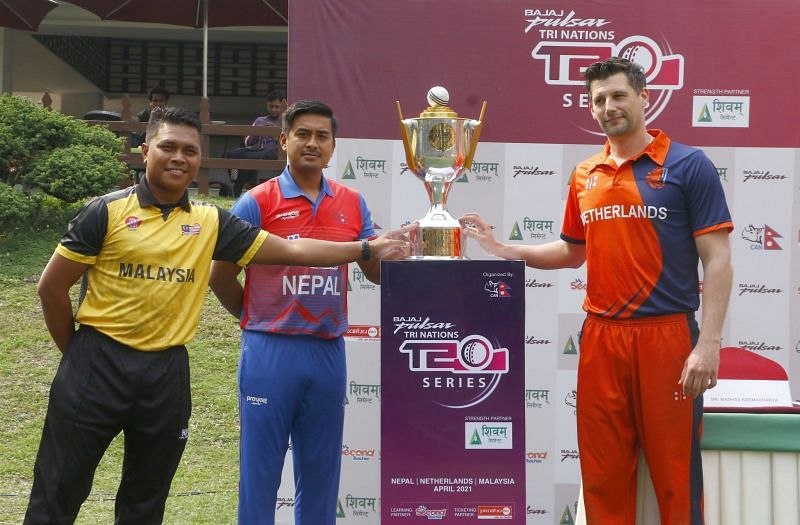 NEP vs MAL Dream11 (Photo - Nepal Cricket Twitter)