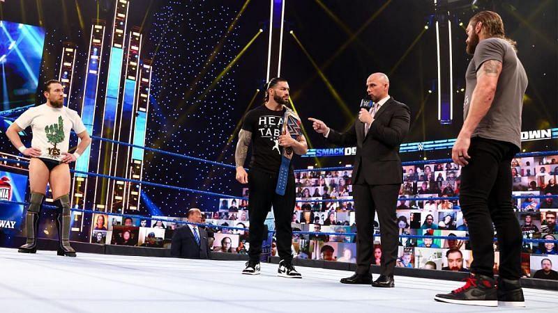 WWE WrestleMania 37 काफी यादगार और ऐतिहासिक होने वाला है