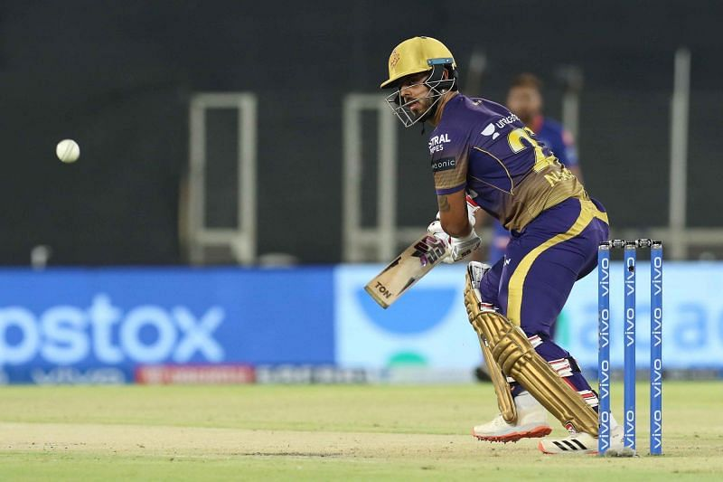 KKR scored just 32 runs in the first five overs of their innings [P/C: iplt20.com]