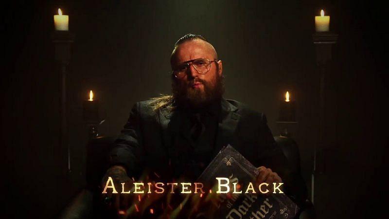 Aleister Black is back!
