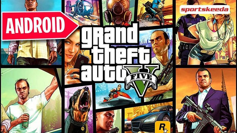 Enjoy GTA 5 on Android devices using Steam Link!