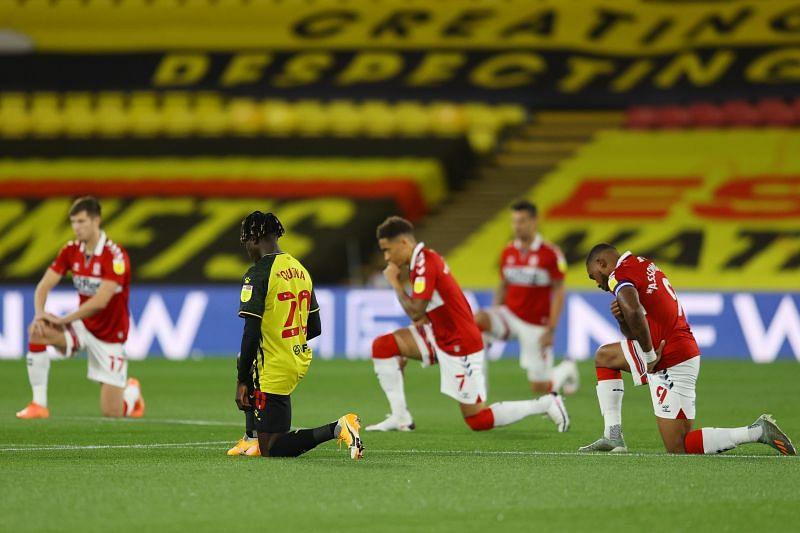 Watford v Middlesbrough - EFL Championship