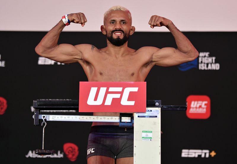 UFC Fight Night: Figueiredo v Benavidez 2 Weigh-in