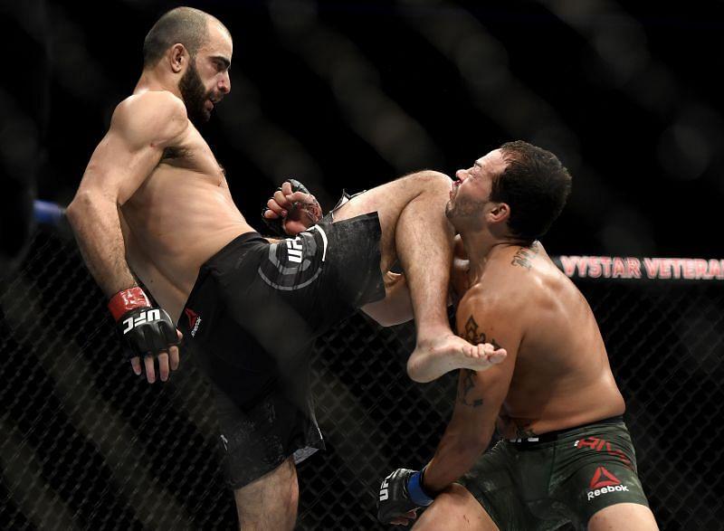 UFC Fight Night: Chikadze v Rivera