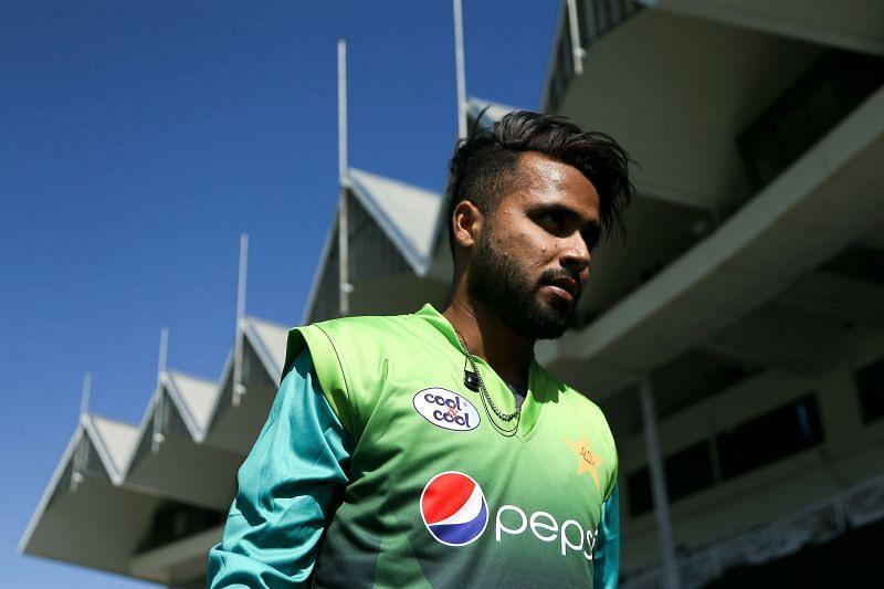Faheem Ashraf eventually got Pakistan across the line.