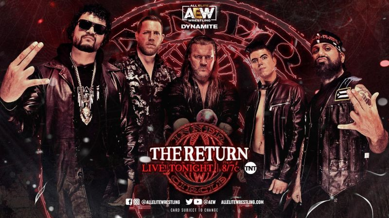 "What is the ""huge revelation"" coming tonight on AEW Dynamite?"