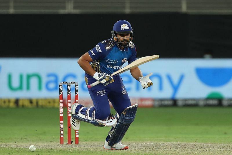 Rohit Sharma has scored 138 runs in four matches at MA Chidambaram Stadium this season (Image courtesy: IPLT20.com)