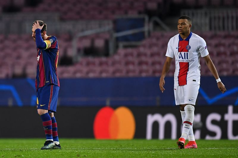 Barcelona have been poor in the Champions League