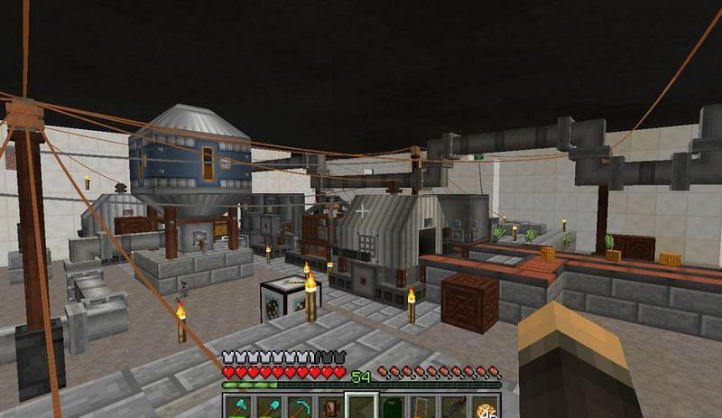 Shown: An amazing IE factory (Image via u/AsdfeZxcas on Reddit)